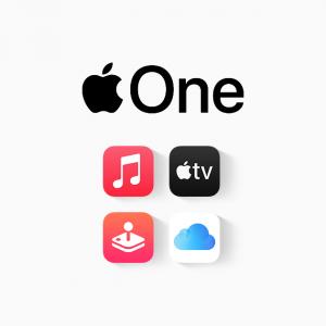 Подписка Apple One
