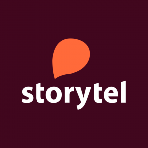 Подписка Storytel