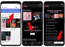 Google Play Музыка недоступна – что делать