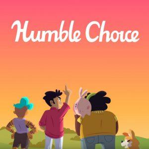 Подписка Humble Choice