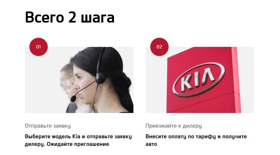 Авто Kia Mobility