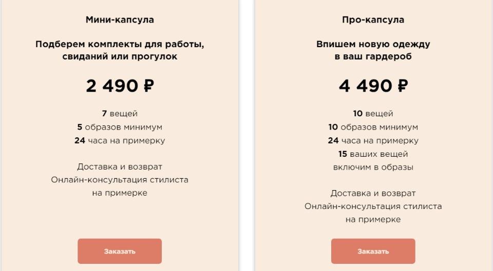 Цена подписки Marla style